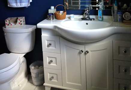 Barberton Ohio Bathroom Remodel