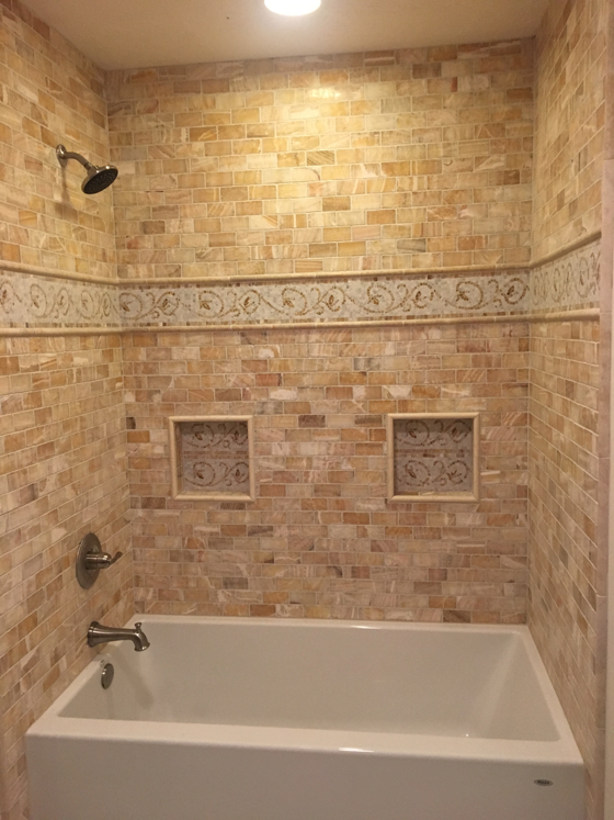 bath and shower remodeling
