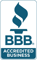 Better Business Bureau A+ Rating Contractor